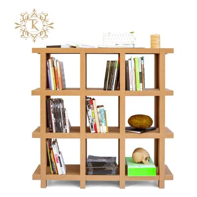 Estanterías de Cartón automontable - Muebles originales